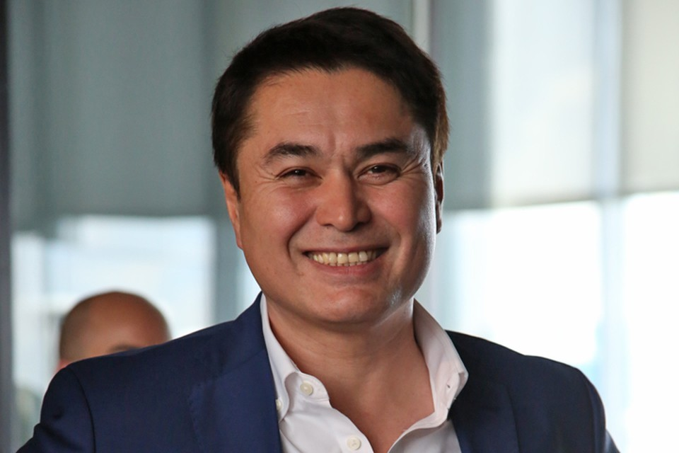 Арман Давлетьяров, генеральный директор Муз-ТВ