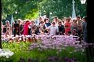 На фестивале тюльпанов петербуржцы увидят 130 тысяч цветов
