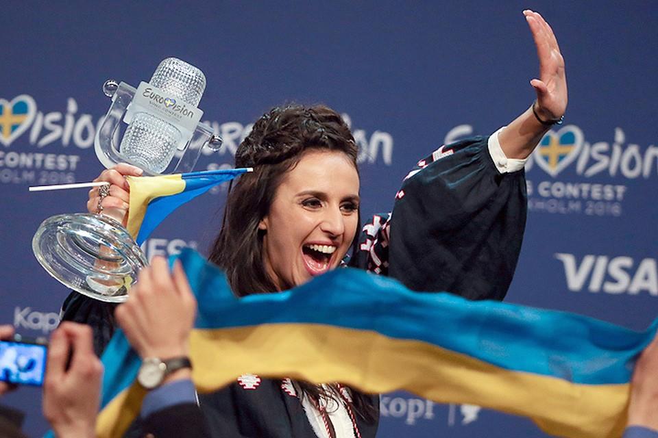 Победа украинской певицы Джамалы не стала неожиданностью для нашего колумниста. Фото:Вячеслав Прокофьев/ТАСС