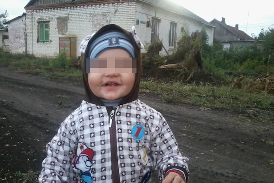 Сашеньке было всего три года
