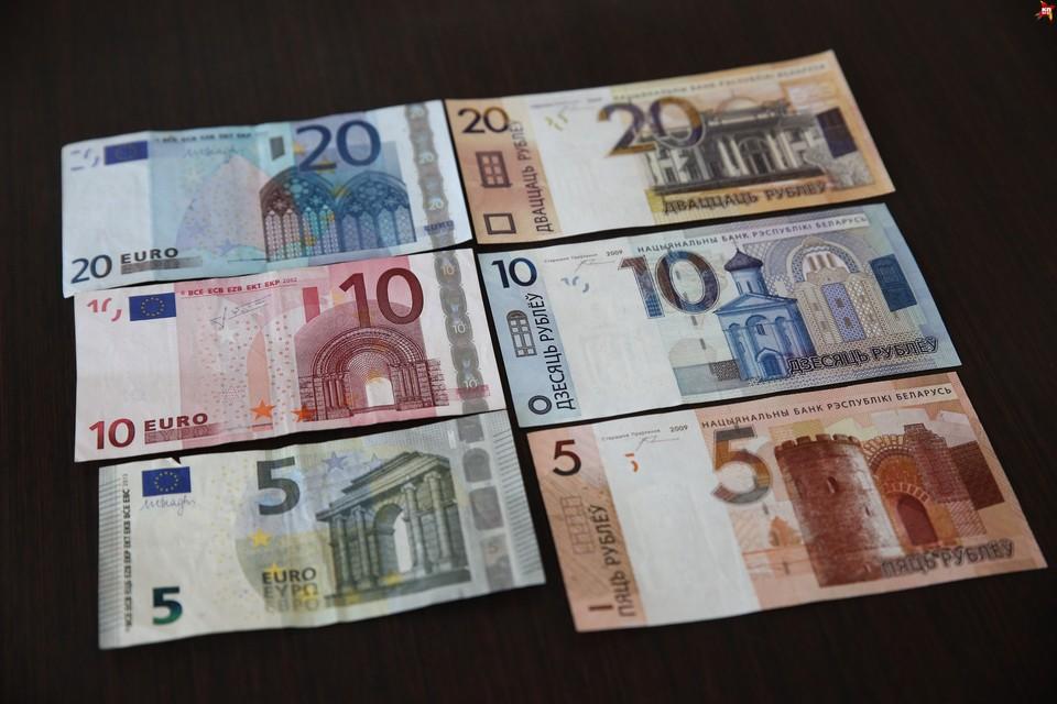 Сравниваем новые белорусские деньги с другими валютами.