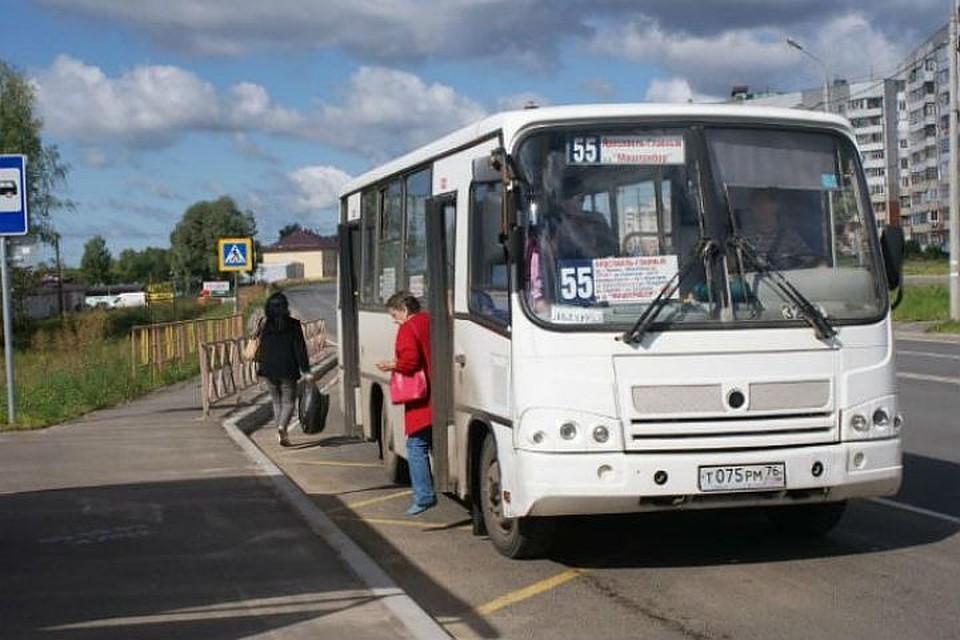 Секс с кондукторшей автобуса