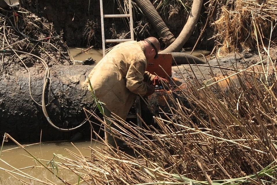 еще где отключат воду в шахтах объектах