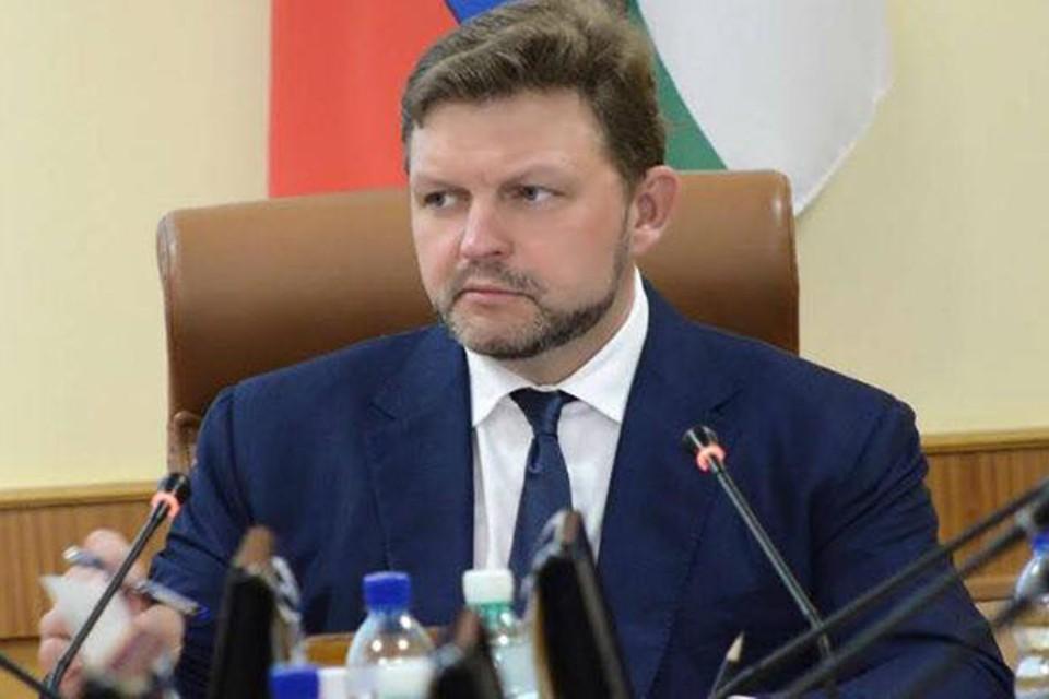 Нельзя сказать, что губернатор Кировской области ничем не занимался. Фото: facebook.com/nikita.belyh