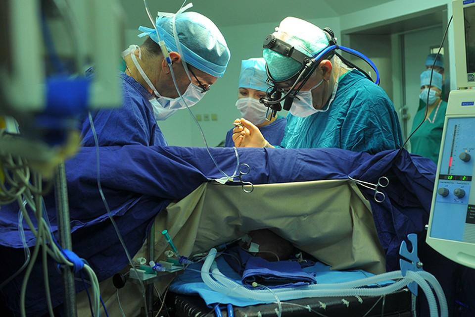 Но сегодня остается совсем немного болезней сердца, когда необходимо оперативное вмешательство