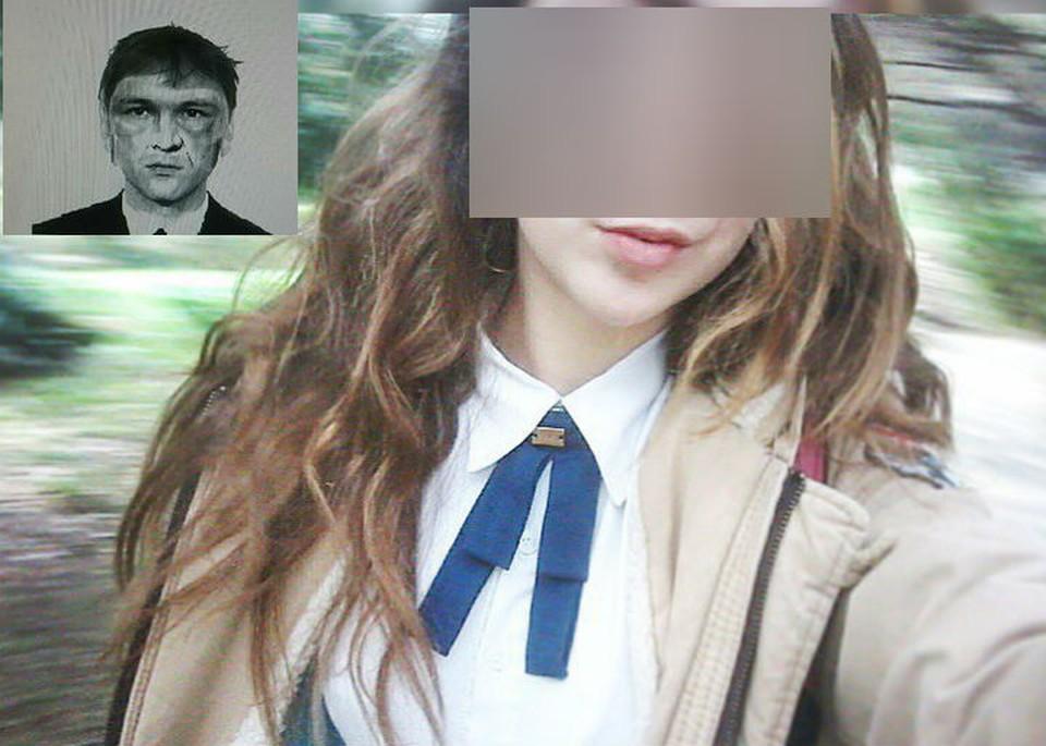 В убийстве 15-летней Кати подозревают этого человека. Фоторобот составлен со слов очевидцев.