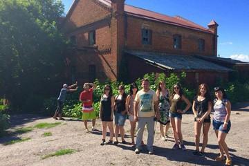 Тур выходного дня: Осетровский плацдарм-мельница в Лозовом-излучина Дона в Николаевке