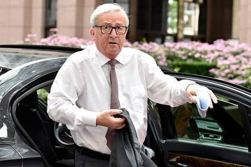 Глава Еврокомиссии Жан-Клод Юнкер: Турции не место в Евросоюзе