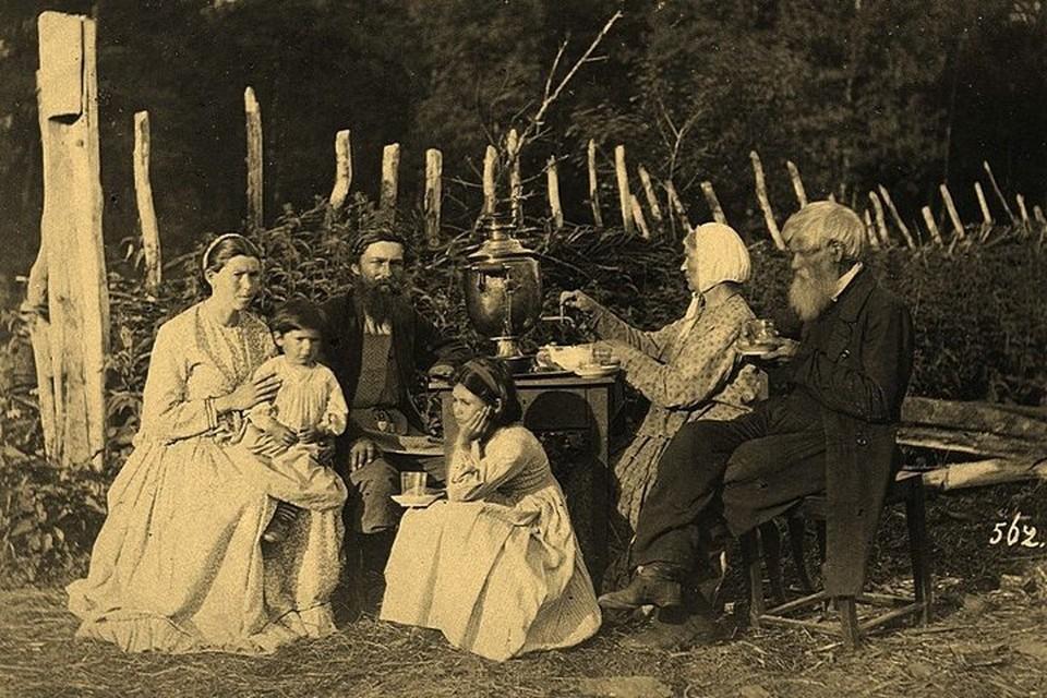 """Фестиваль """"Родня"""" - будет по-семейному уютно. Фото: Вильяма Каррика 1860-70-е годы"""