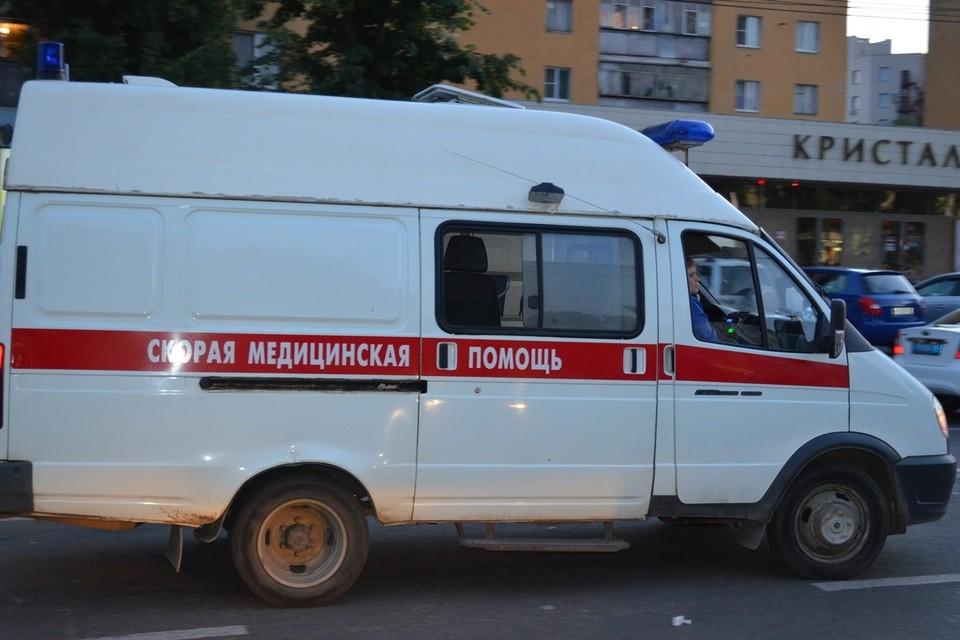 Несколько липчан после ДТП оказались в больнице