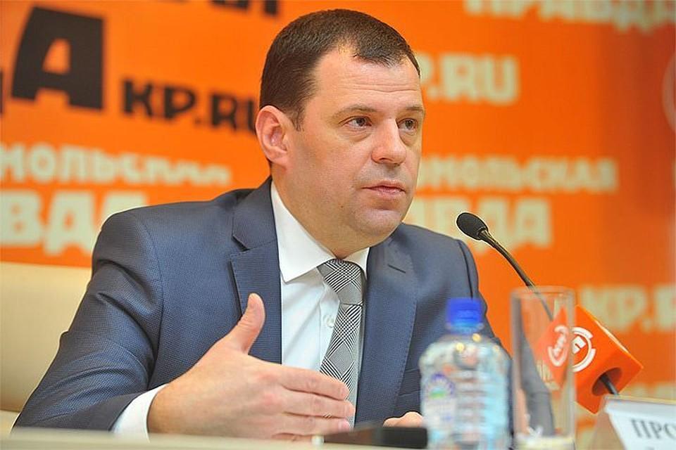 Заместитель главы дептранса Москвы Дмитрий Пронин.
