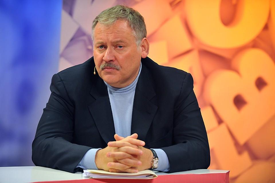 Директор Института стран СНГ Константин Затулин