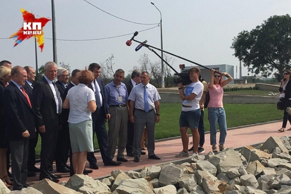 Делегация французских парламентариев во главе с Тьерри Мариани дважды посещали Крым – в этом году и в прошлом