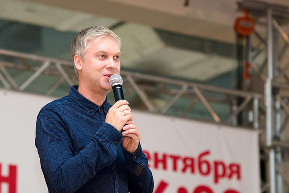 Сергей Светлаков приехал в Самару представить публике свой новый фильм.