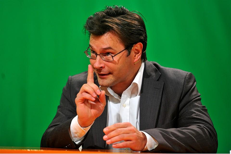 Политолог Алексей Мухин