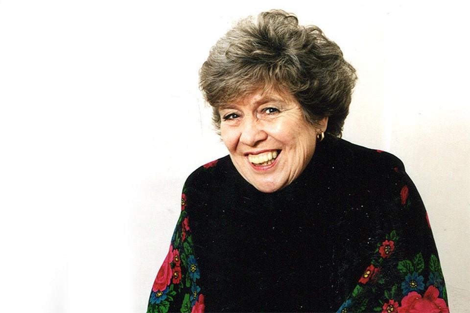 Американская писательница и историк Сьюзан Мэсси