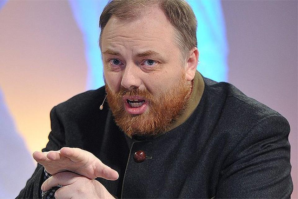 Холмогоров - Райкину: Вы достали со своей гомосятиной, мы не хотим за это платить!