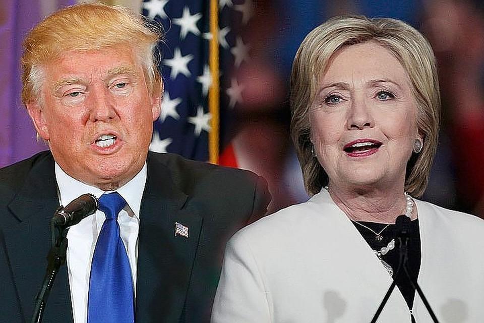 Выборы президента в США - это всегда шоу