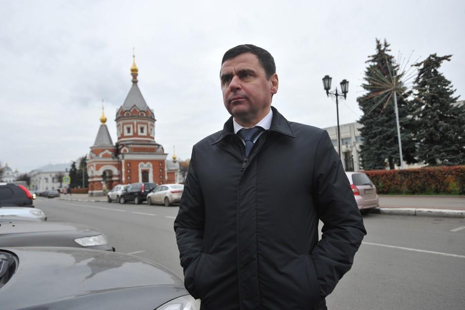 Дмитрий Миронов приехал в Ярославскую область всерьез и надолго.
