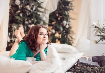 7 неизбитых идей для новогодней фотосессии
