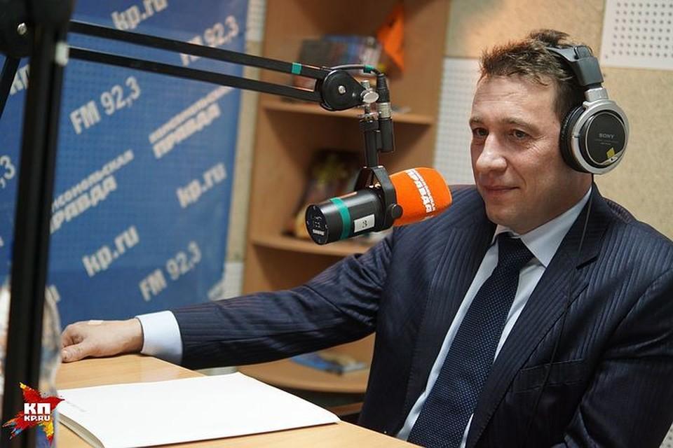 Игорь Холманских: Главное в любой работе - профессионализм, аккуратность и честность