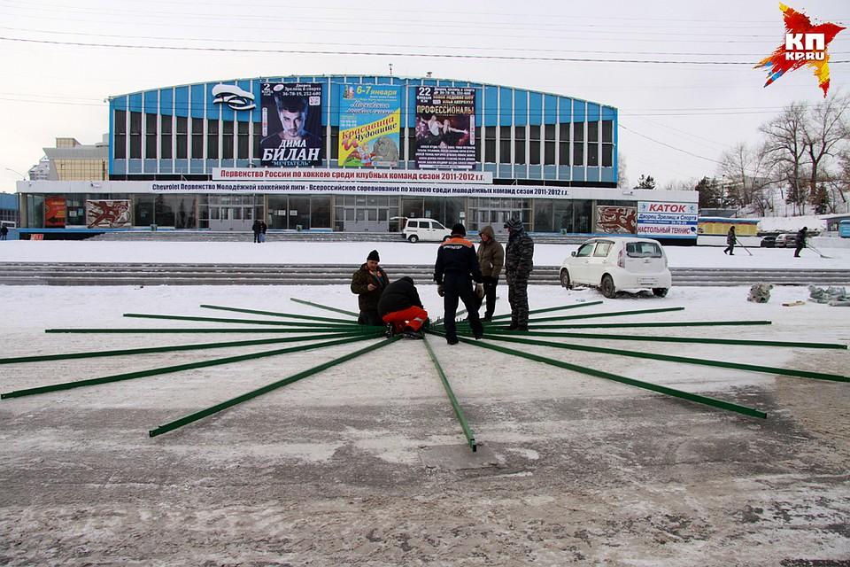 Фото площади сахарова барнаул