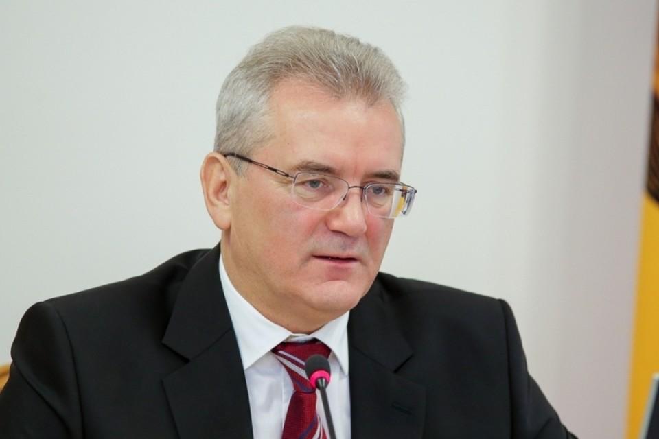 Губернатор Белозерцев поручил главам муниципальных образований добиваться увеличения объема вводимых в оборот земель