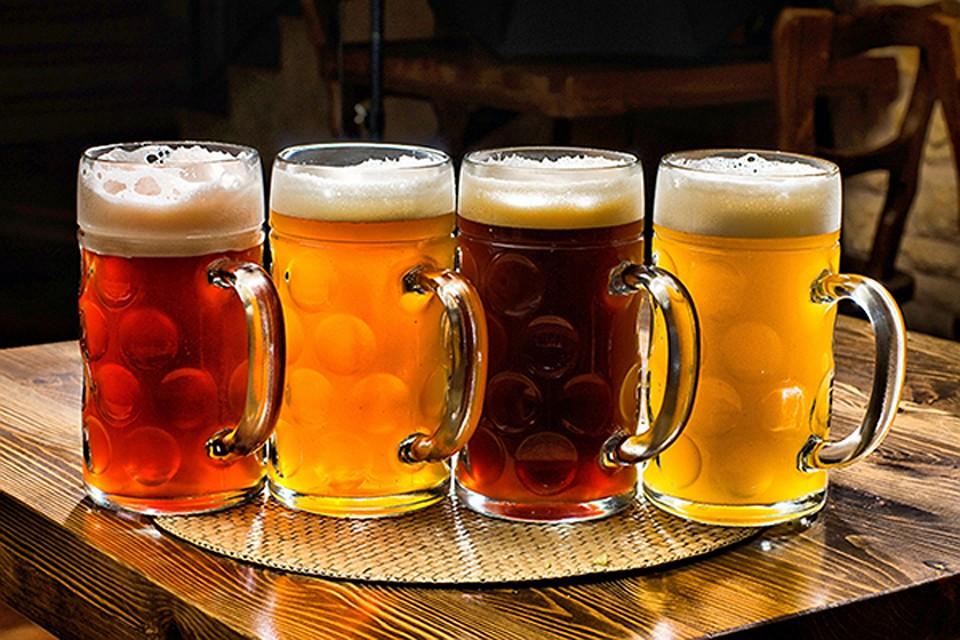 Ученые назвали пять самых коварных алкогольных напитков