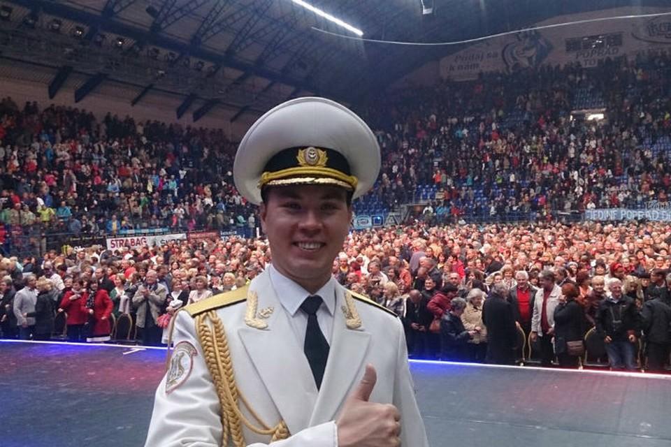 Первое высшее образование Максим получил в Уфе. Фото: Личная страница в соцсетях