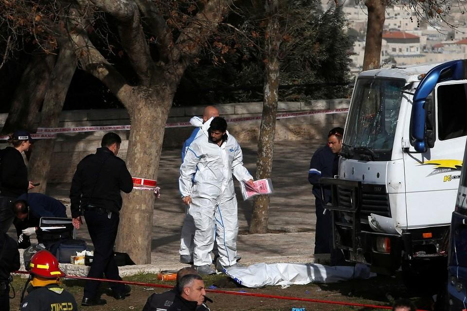 Жертвами нападения стали четыре человека
