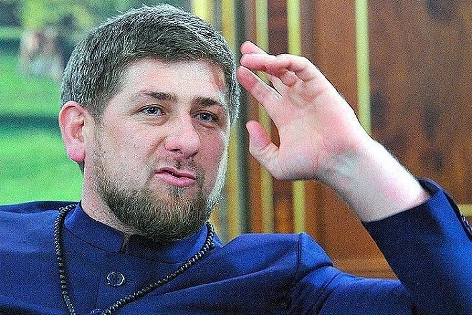 Непарадные портреты. Рамзан Кадыров и Сергей Степашин