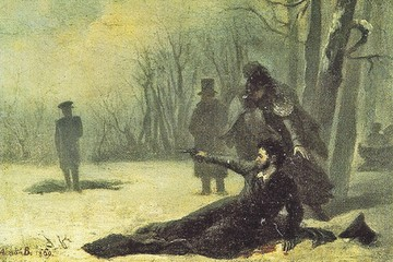 Стреляй, Пушкин, стреляй!
