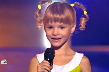 Семилетняя Татьяна Дузенко из Новороссийска прошла в следующий этап проекта «Ты супер!»