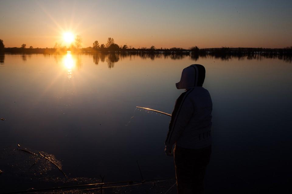 Экологи не рекомендуют ловить рыбу в Туре
