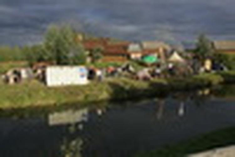 Банный фестиваль в Суздале