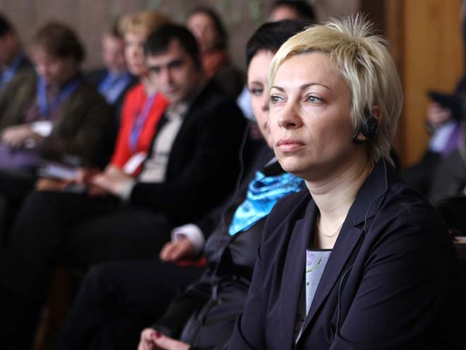 Представители регионов с удовольствием слушали докладчиков из Великобритании