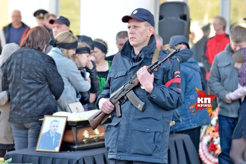 Семью Андрея Гошта взяли под государственную защиту
