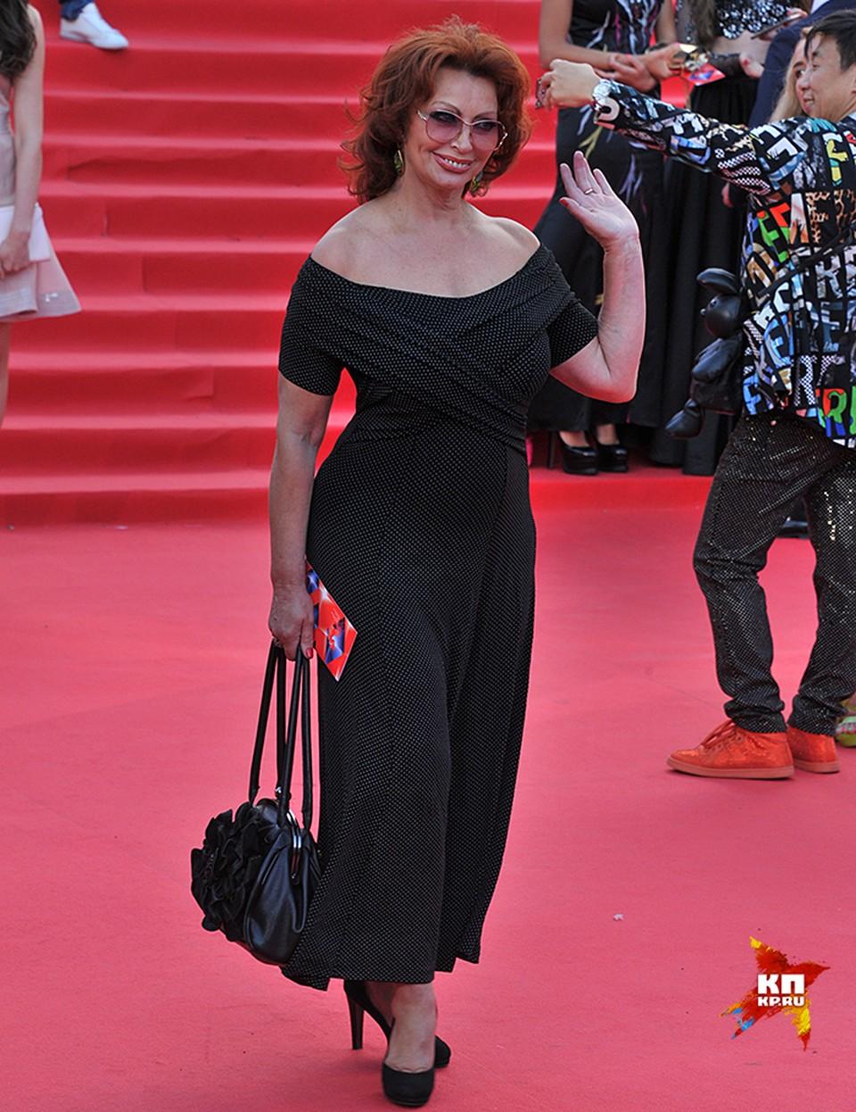 Софи Лорен (двойник)
