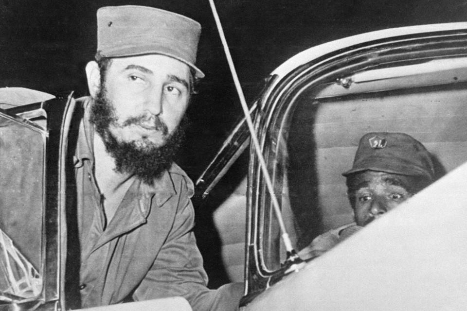 Куба. 1 января 1959 год