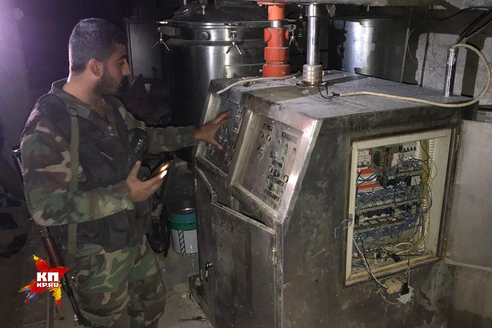 """Военкор """"КП"""" Александр Коц побывал на месте предполагаемой газовой атаки в сирийской Думе"""