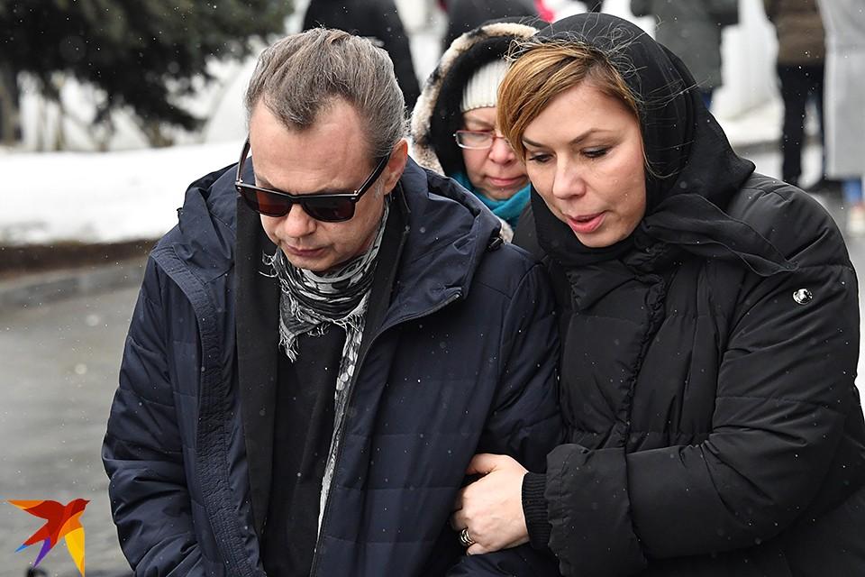 В Москве попрощались с Юлией Началовой