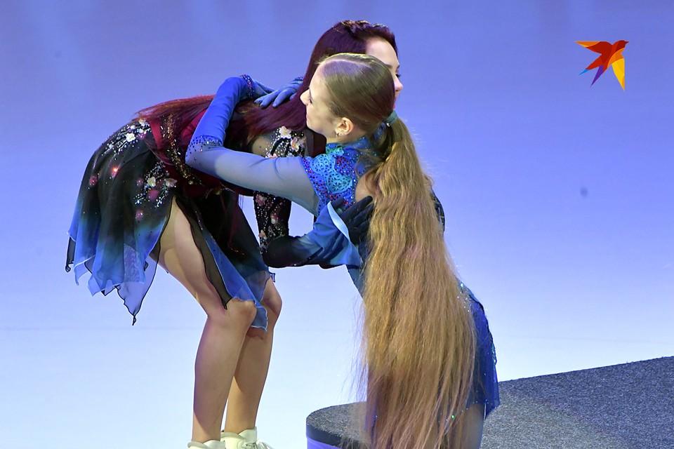Гран-при по фигурному катанию в Москве. День третий