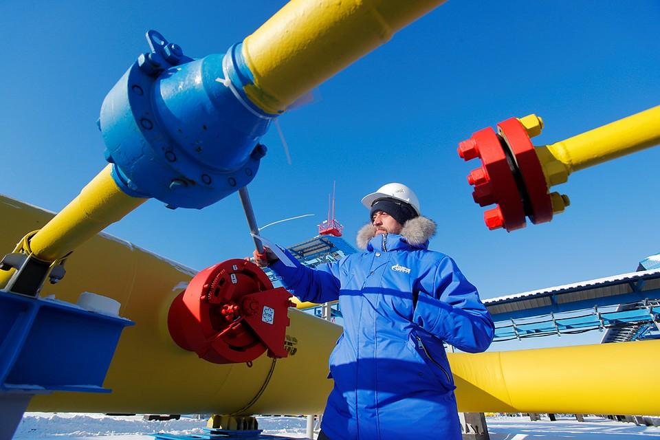 Россия и Китай запустили в эксплуатацию газопровод «Сила Сибири»