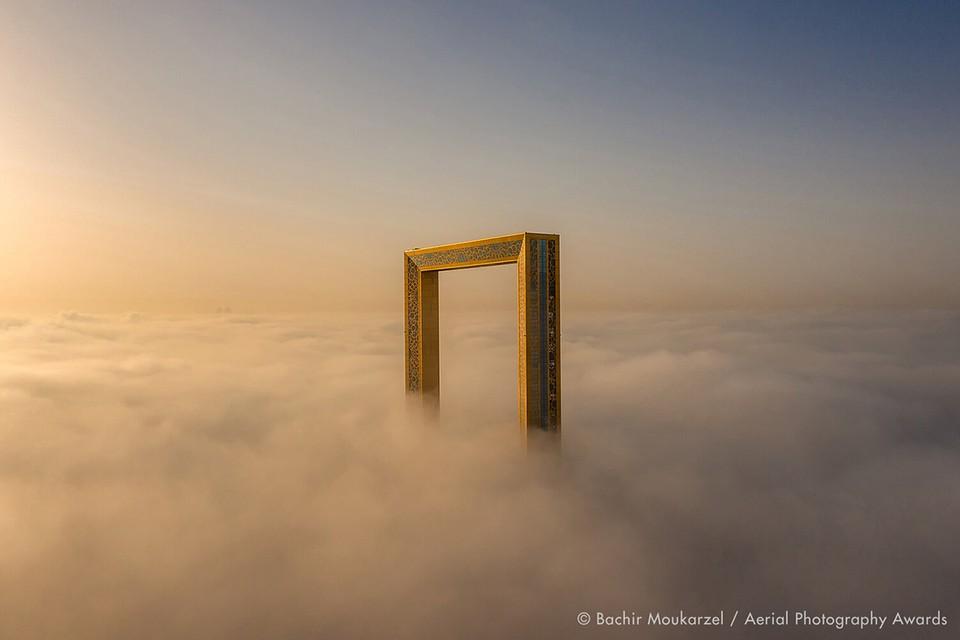 """Премия Aerial Photography Awards определила невероятных победителей конкурса 2020 года. В номинации """"Сооружения"""" выиграла фотография """"Рама"""". Фото: Bachir Moukarzel/Aerial Photography Awards"""