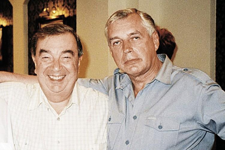 Евгения Примакова (слева) и Валерия Кузнецова связывали долгие годы дружбы.