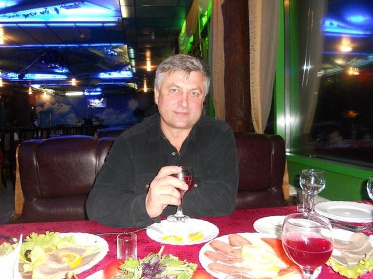 Павел Баглаев полетел на курорт один. Фото: соцсети