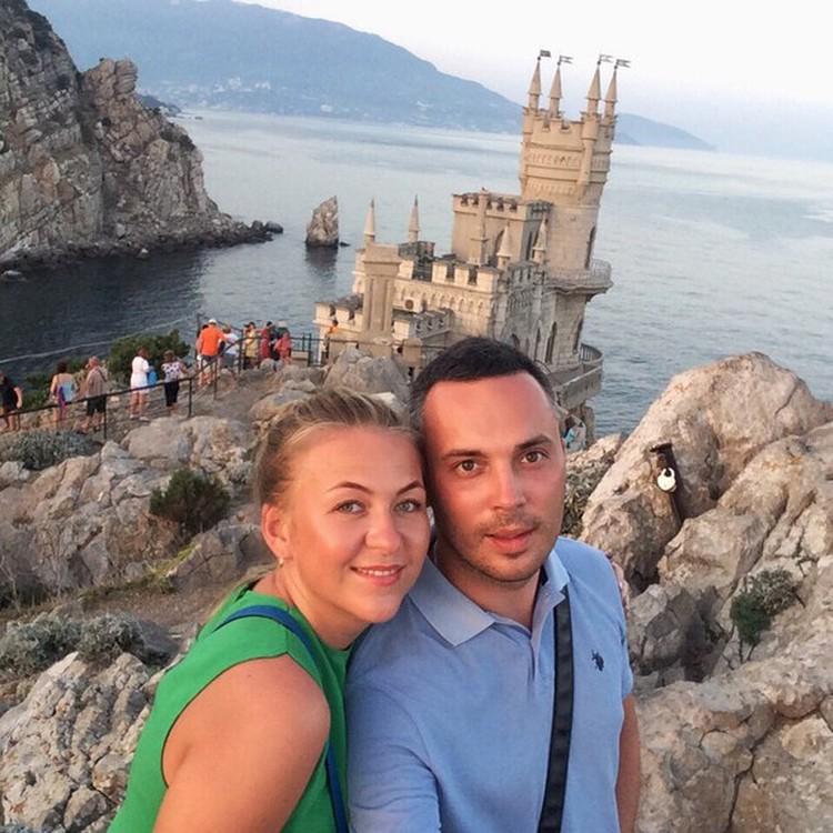 В Крыму Татьяна побывала в сентябре. Фото: соцсети