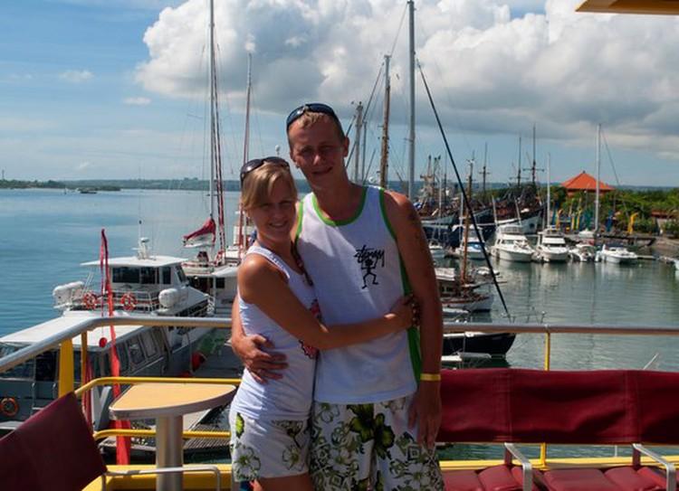 Михаил и Светлана были очень красивой парой. И счастливой... Фото: соцсети