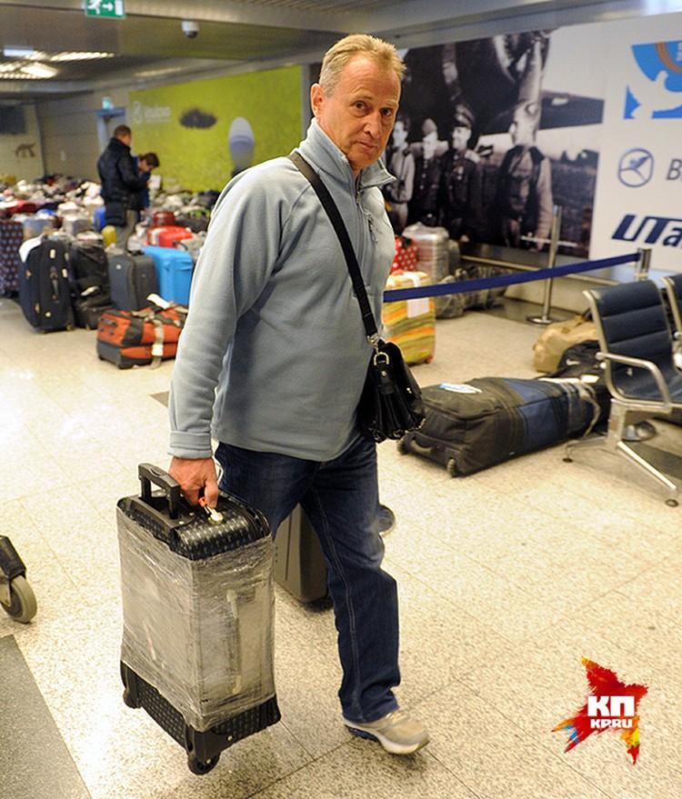 Москвичи смогут забрать вещи в аэропорту «Внуково»