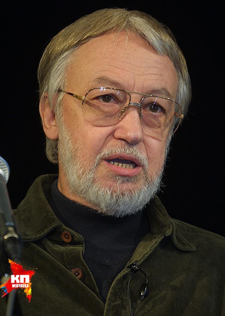 Георгий Юнгвальд-Хилькевич умер в реанимации из-за сердечной недостаточности